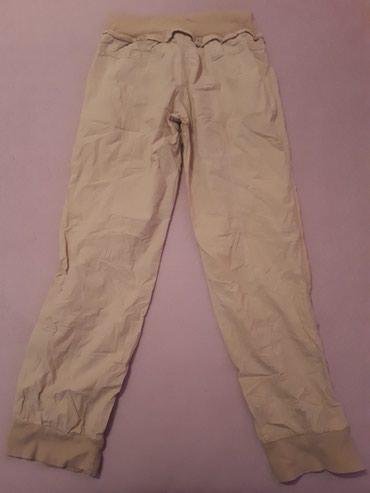 Pamuk-kvalitetne-pantalone - Srbija: Pantalone 42vel. Pamuk 96,7% Elastin 3,3%