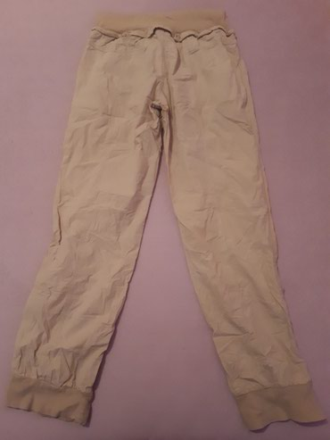Pantalone pamuk polyester - Srbija: Pantalone 42vel. Pamuk 96,7% Elastin 3,3%