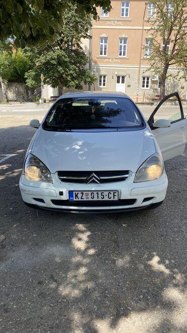 Vozila - Srbija: Citroen C5 2 l. 2001 | 345000 km