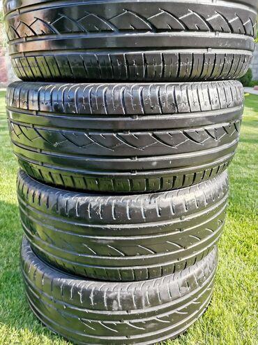 Продаю или меняю на летние шины 15 размера