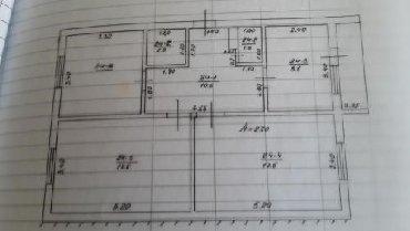 женские уги в Кыргызстан: Продается квартира: 3 комнаты, 69 кв. м