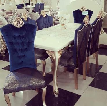 yeni stol stul modelleri в Азербайджан: Stol stullar masalar ve oturacaqlar, stul modeline gore qiymetde