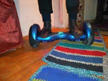 гироскутер за 5 000 в Кыргызстан: Гироскутер Smart balance wheel В комплекте зарядное устройствоКолеса