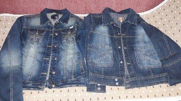 Продаю джинсовые курточки в идеальном состоянии. по 850 каждая. размер
