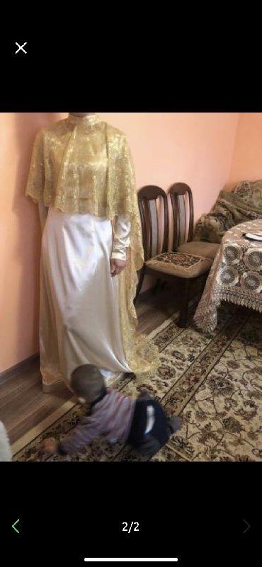 Продаю платье, сшито на заказ, новое. Размер 42-44 в Бишкек