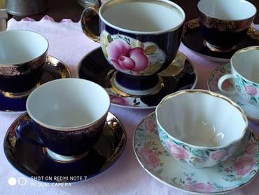 Продаю чайные пары ЛФЗ (Ленинградский в Бишкек