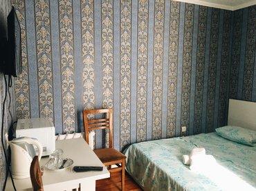 уютная гостиница! новый ремонт и теплые полы. деньночь- (с 22:00 до в Бишкек
