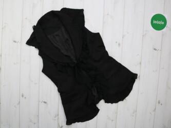 Женская блуза с воланами Morgan,р.S    Длина: 65 см Пог: 40 см Материа