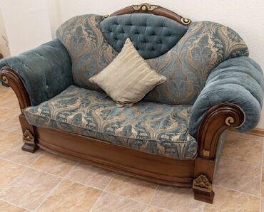 Королевская тройка в стиле Vittorio BelliniДвухместный диван+ 2
