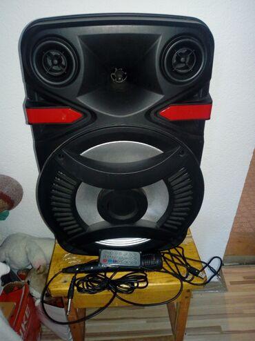 Elektronika - Jagodina: Na prodaju blutut zvucnik veoma jake izlazne snage 30 vati 12 inca
