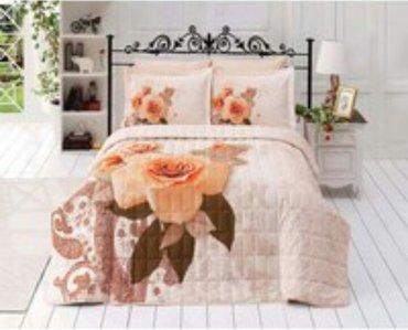 в наличии постельное белье от турецких производителей HALEY HOME зима  в Душанбе