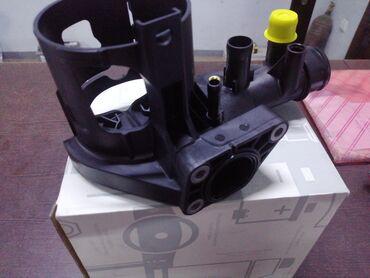 Корпус топливного фильтра мерседес Спринтер рекс 906 мотор 651