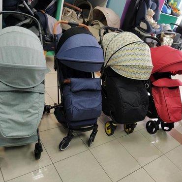 Коляски - Лебединовка: Прогулочные коляски в большом ассортименте. От Российских брендов