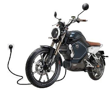 синий dodge в Кыргызстан: Продается электромотоцикл Super Soco TC В наличии: Синий и зеленый
