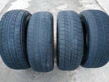 Зимние шины Бриджстоун 4 шт комплект и одну все сезон подарок размер