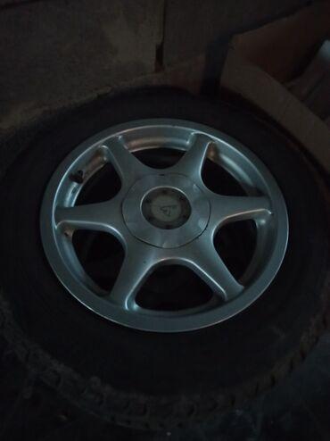 железный диск на 15 в Кыргызстан: Продаю или на мерс шины