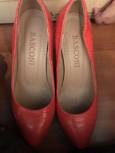 Модные туфли кожа от Basconi Отличается необычной расцветкой. Размер