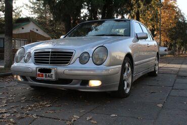 двигатель мерседес 124 2 3 бензин в Кыргызстан: Mercedes-Benz E 260 2.4 л. 2000 | 250000 км