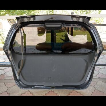 Хонда Фит, обшивка (внутренрий пластик) багажника