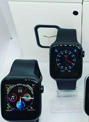 zhenskie yubki tsveta khaki в Азербайджан: Салатовые Наручные часы Apple