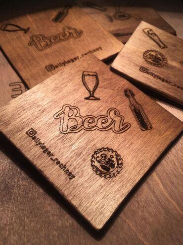 Деревянные изделия любой сложности буквы вывески с гравировкой