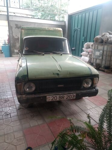 Avtomobillər - Gəncə: Moskviç 1.5 l. 1991 | 150000 km