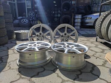 диски vossen r13 в Кыргызстан: В продаже оригинальные диски TOYOTAДиаметр R17Сверловка 5*114.3Ширина