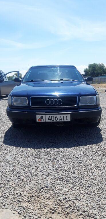 Транспорт - Новопокровка: Audi 4 2 л. 1993