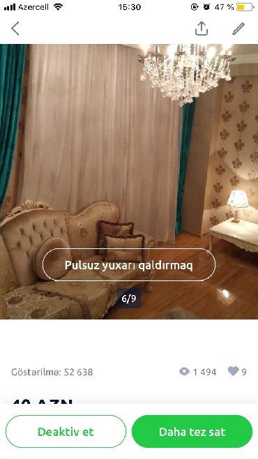 ev satilir - Azərbaycan: Satış Evlər mülkiyyətçidən: 83 kv. m, 2 otaqlı