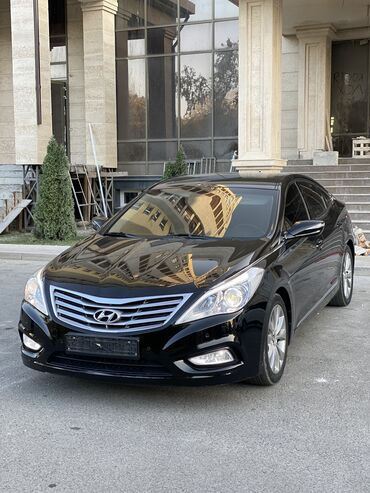 Транспорт - Кыргызстан: Hyundai Grandeur 3 л. 2011 | 143000 км