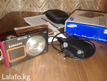фотоаппарат canon eos 650 d в Кыргызстан: Продаю Б/У фотоаппарат  samsung dv 300. В отличном состоянии!