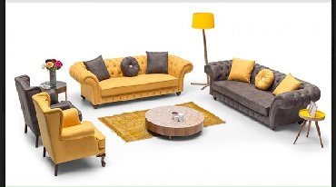 chester sofa - Azərbaycan: Yumsaq dest Chester Modo