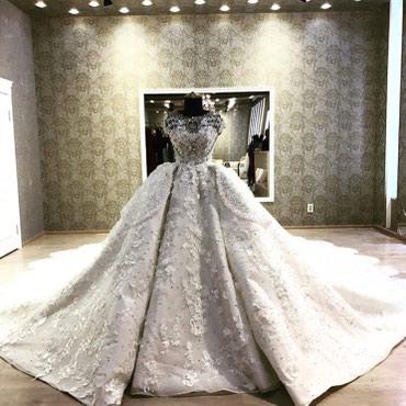Прокат шикарного свадебного платья от в Бишкек