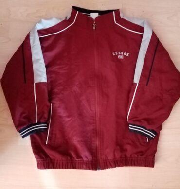 Dečije jakne i kaputi | Sokobanja: Reebok gornji deo trenerke Vel. 10 ili 140