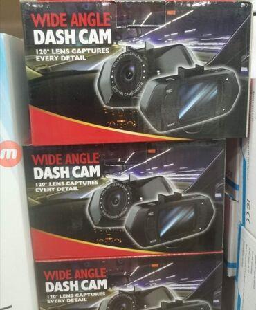 Kamera za automobil sa 2 kamere, GPS Cena. 6000 dinara Kamera za