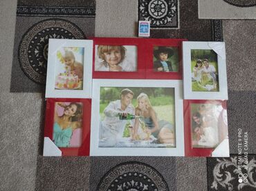 рамку для фото в Кыргызстан: Продаю большую фото рамкуещё в упаковке новая не вскрывали