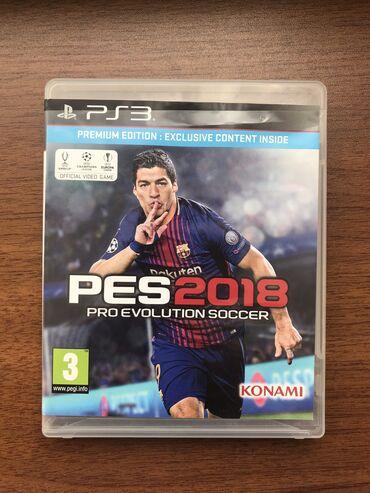 is yerleri 2018 - Azərbaycan: Pro Evolution Soccer 2018, PES 2018, Playstation 3