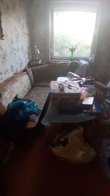 Nameštaj - Futog: Ugaona sa stolom i 2 stolice