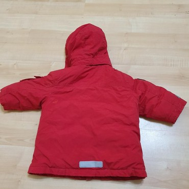 Dečije jakne i kaputi | Sabac: Hm decija jakna skoro nova i bez ostecenja!crvena boja moze i za