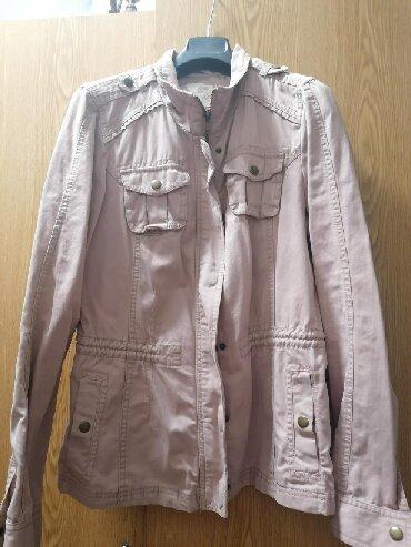 C-a - Srbija: C&A roze prolećna jakna
