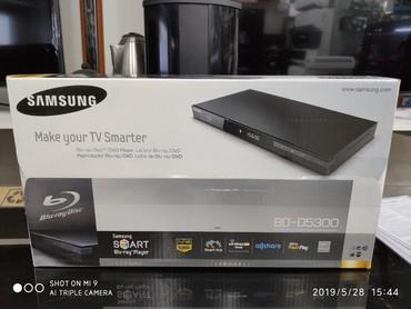 dvd плеер samsung в Азербайджан: Samsung Blu ray dvd. Smart versiyadır
