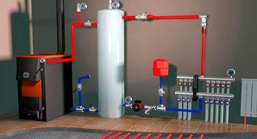 батарея для отопления бишкек в Кыргызстан: Отопление отопление  Продаём все комплекты отопления