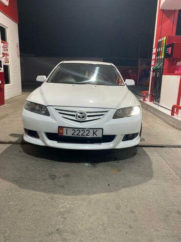 Mazda Atenza 2.3 л. 2003 | 260 км