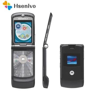 motorola razr hd - Azərbaycan: 100% keyfiyyətli, orijinal yenilənmiş Motorola Razr V3 mobil telefonu
