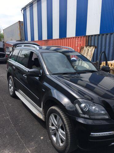 renault 5 turbo в Кыргызстан: Mercedes-Benz GL-class AMG 3.5 л. 2012