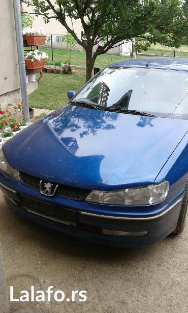 Peugeot 406 2. 0 hdi u delovima - Beograd