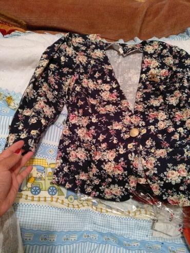 Продаю пиджак новая одевала 1 раз. в Каракол