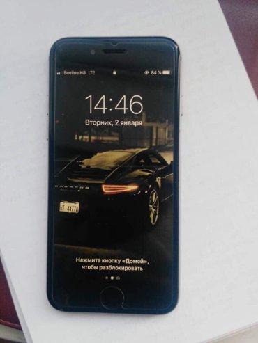 Iphone 6 space gray 64 не работает тач айди а так в Бишкек