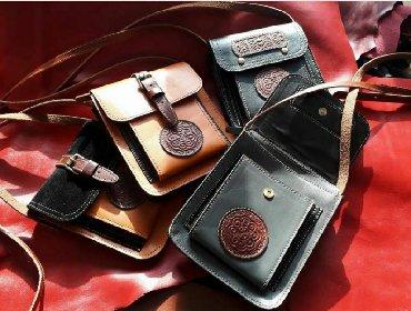 сумка 2 в 1 в Кыргызстан: Женские кожаные сумки #сумки