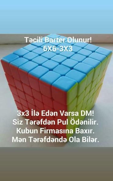 rubik - Azərbaycan: 6x6 kubik rubik